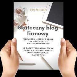 jak pisać na blog firmowy?